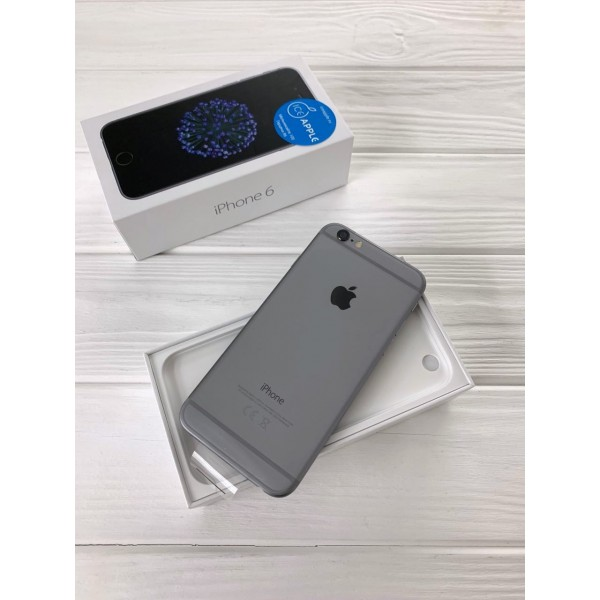 iPhone 6 32gb Space Gray (новый)