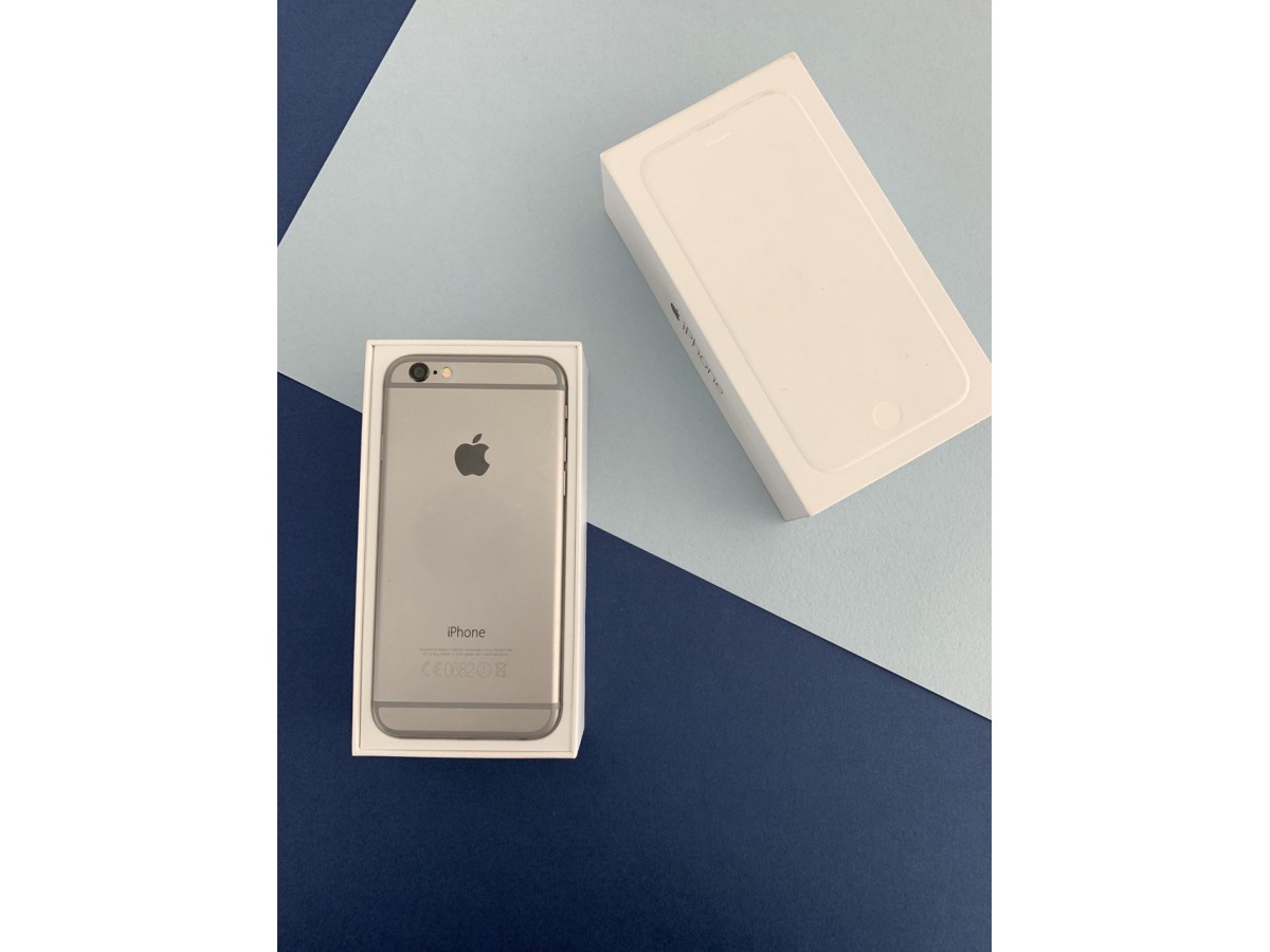 Apple iPhone 6 64gb Space Gray в Тюмени