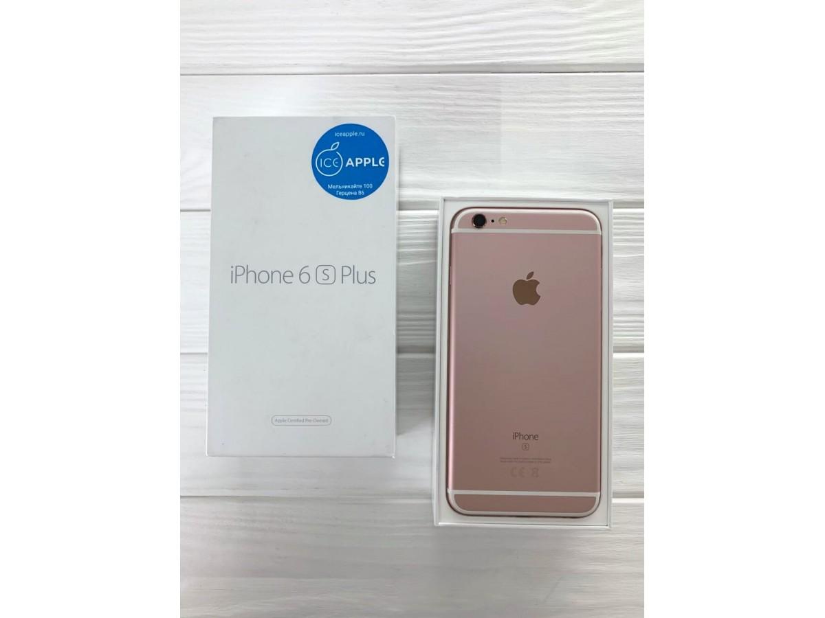 iPhone 6S Plus 32gb Rose Gold в Тюмени