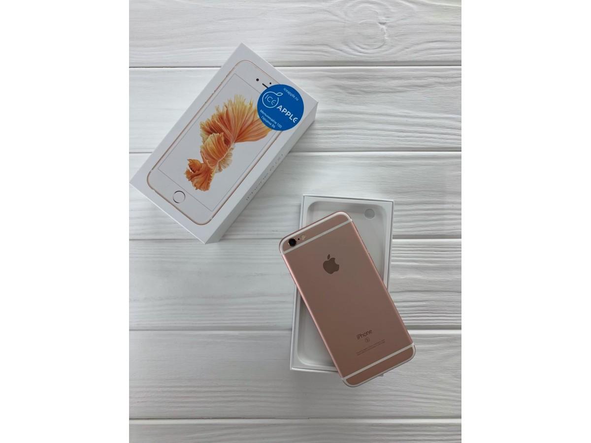 iPhone 6s 16gb Rose Gold в Тюмени