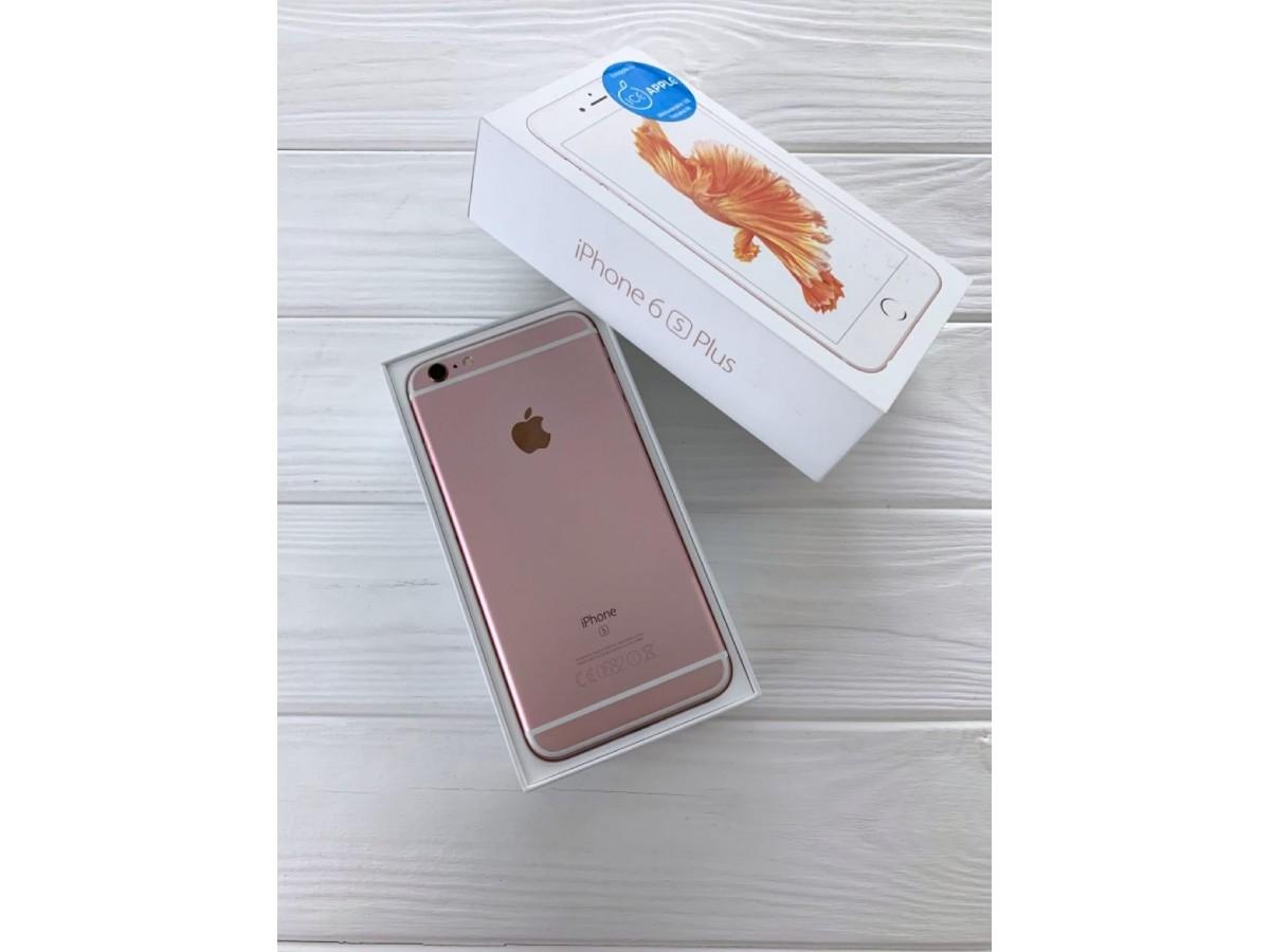 Apple iPhone 6S Plus 32gb Rose Gold в Тюмени