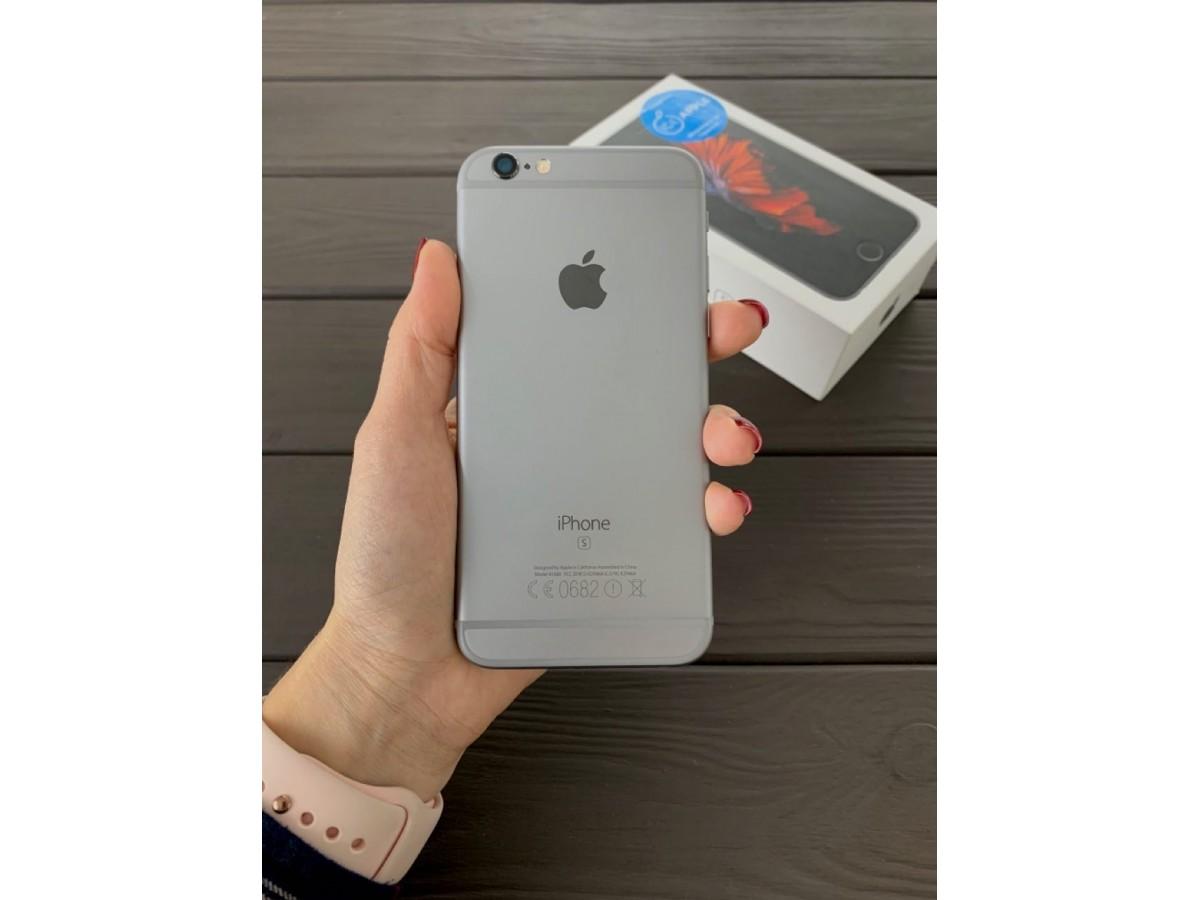 Apple iPhone 6S 32Gb Space Gray в Тюмени