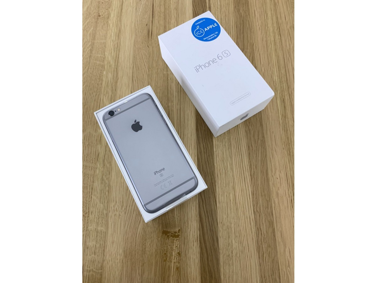 iPhone 6S 32gb Space Gray (новый)