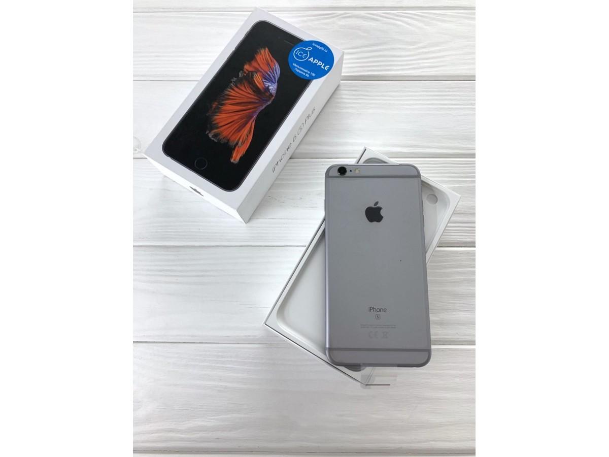 Apple iPhone 6S Plus 32gb Space Gray (новый) в Тюмени