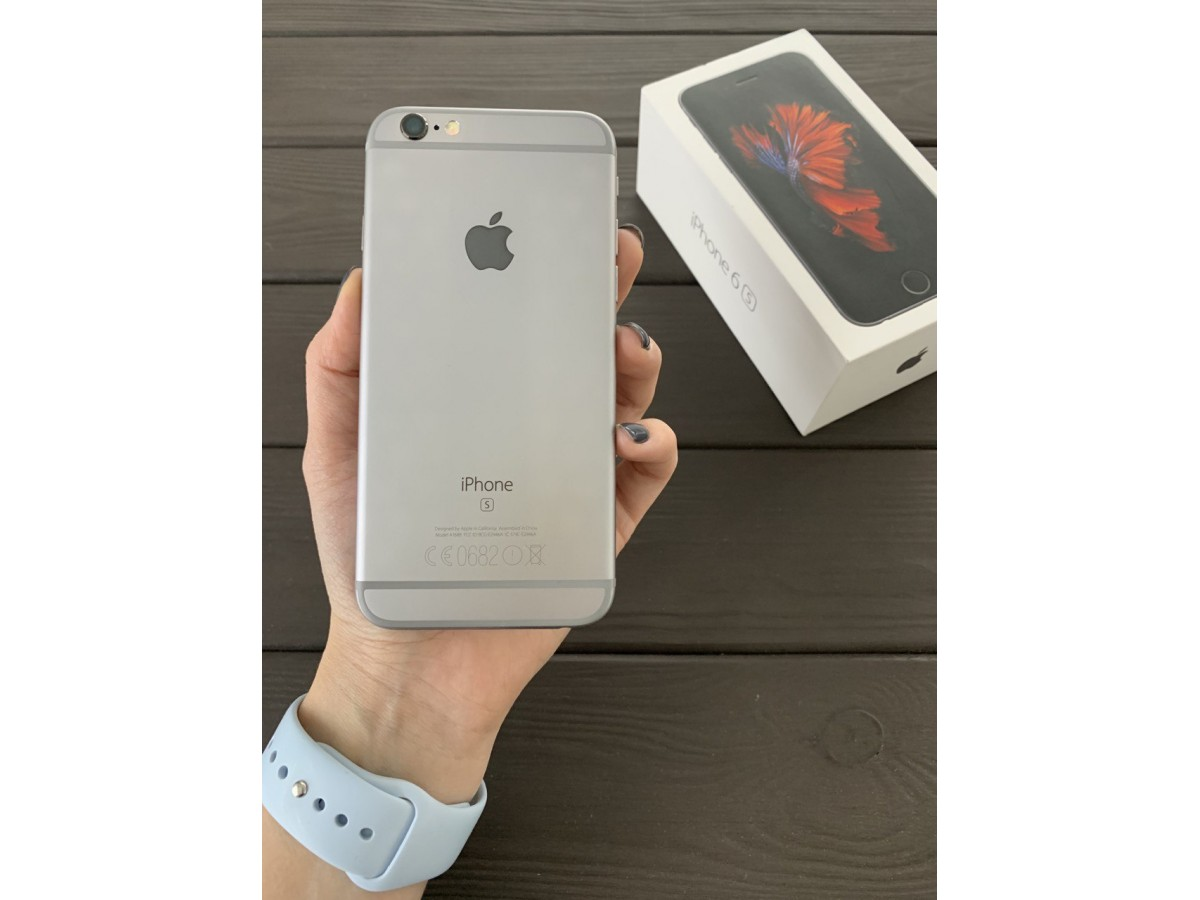 Apple iPhone 6S 32gb Space Gray в Тюмени