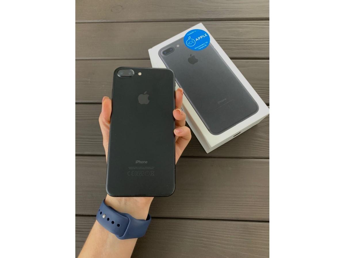iPhone 7 Plus 128gb Black в Тюмени