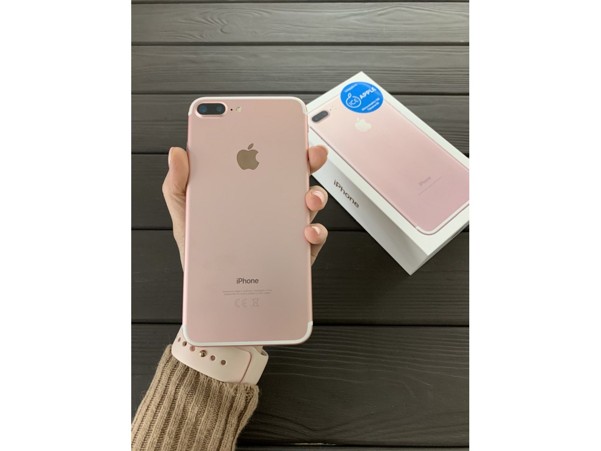 Apple iPhone 7 Plus 128gb Rose Gold в Тюмени