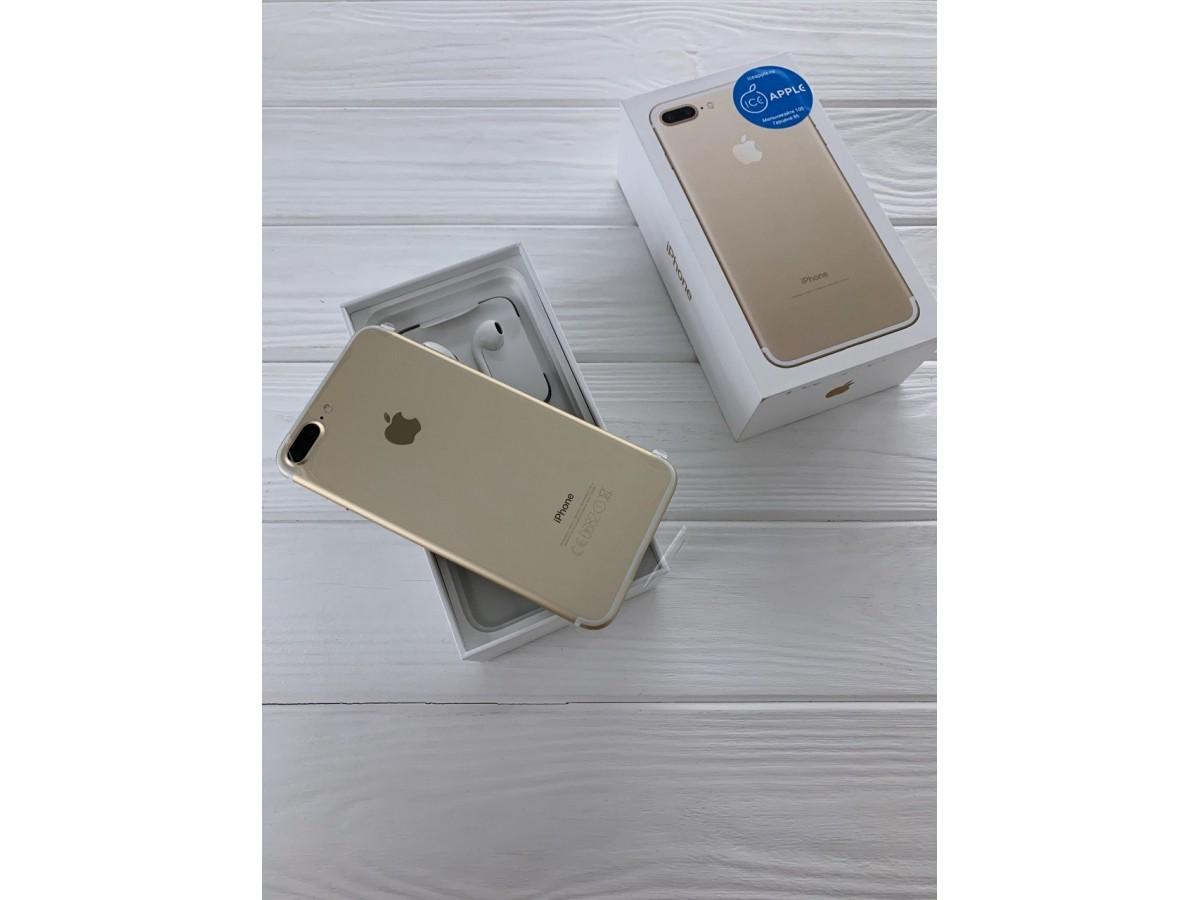 iPhone 7 Plus 32gb Gold (новый) в Тюмени