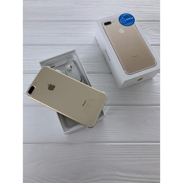 iPhone 7 Plus 32gb Gold (новый)