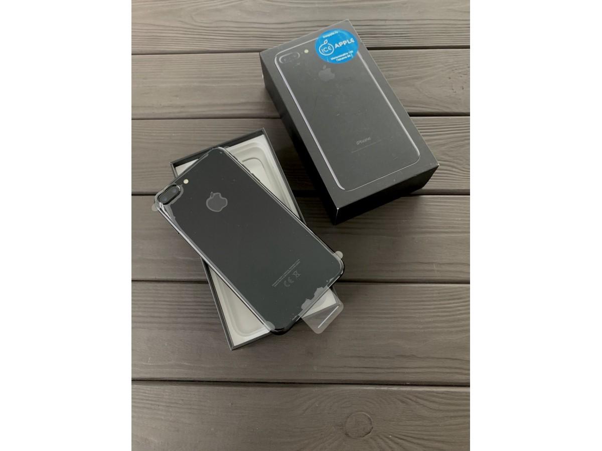 iPhone 7 Plus 32gb Jet Black (новый) в Тюмени