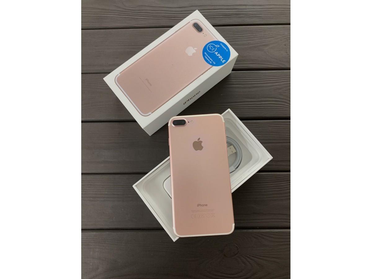 iPhone 7 Plus 128gb Rose Gold в Тюмени