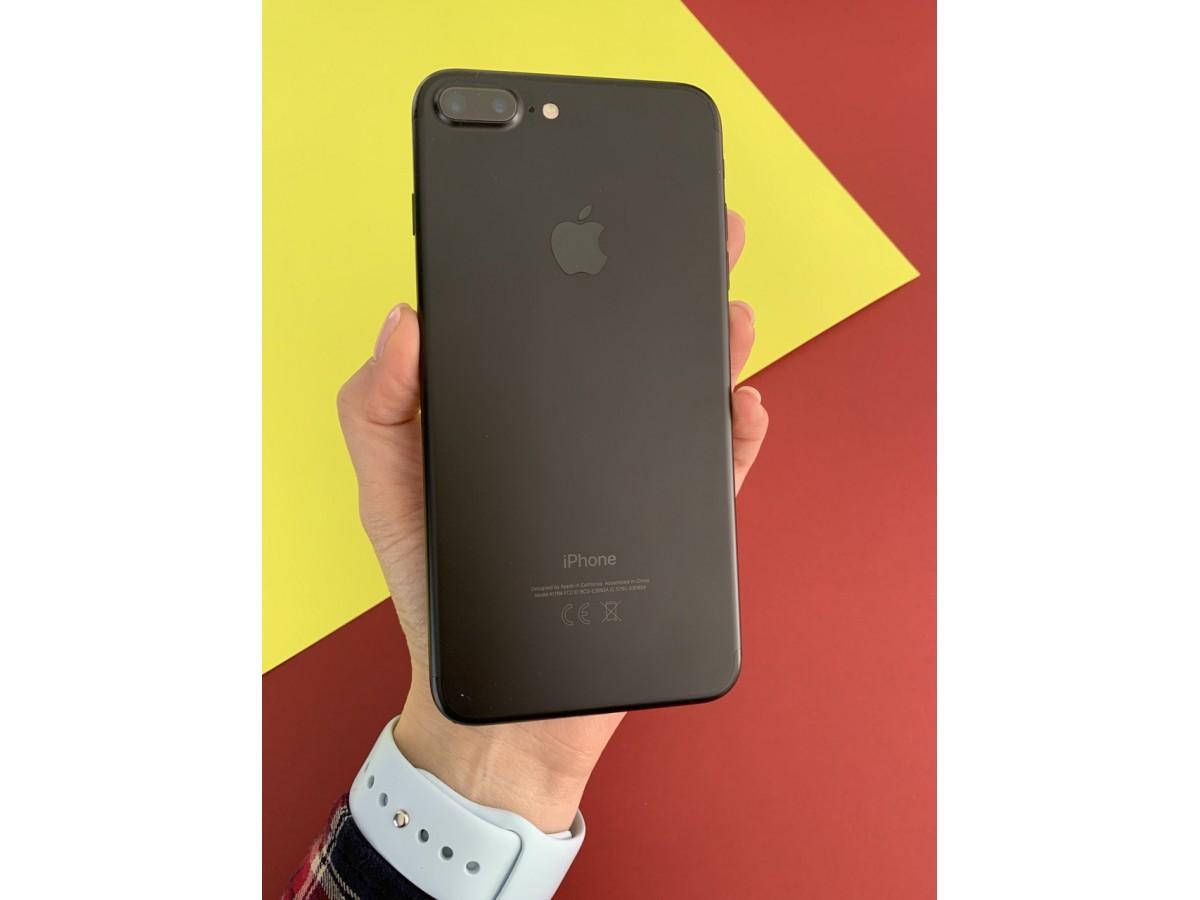 Apple iPhone 7 Plus 128gb Black в Тюмени