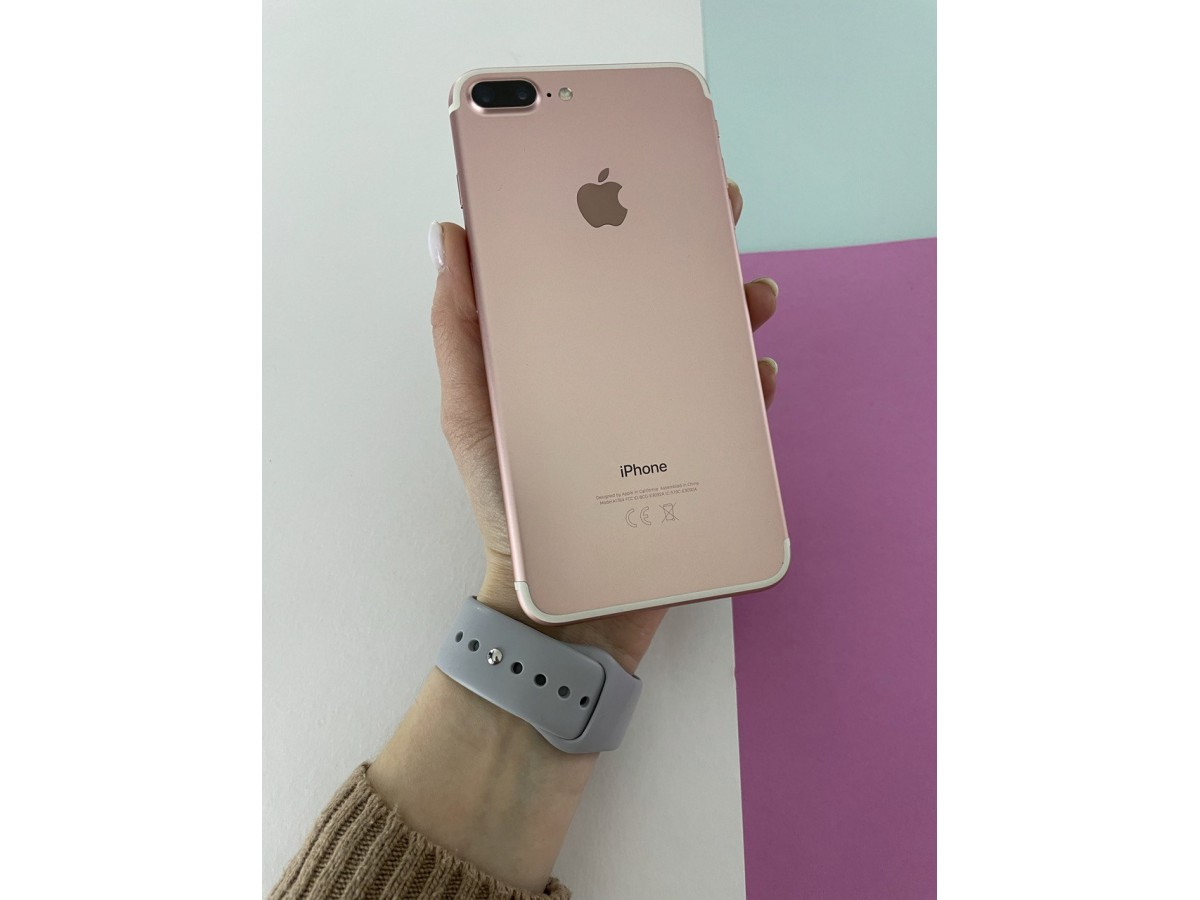 Apple iPhone 7 Plus 32gb Rose Gold в Тюмени