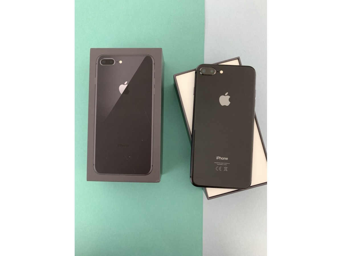 Apple iPhone 8 Plus 64gb Space Gray в Тюмени