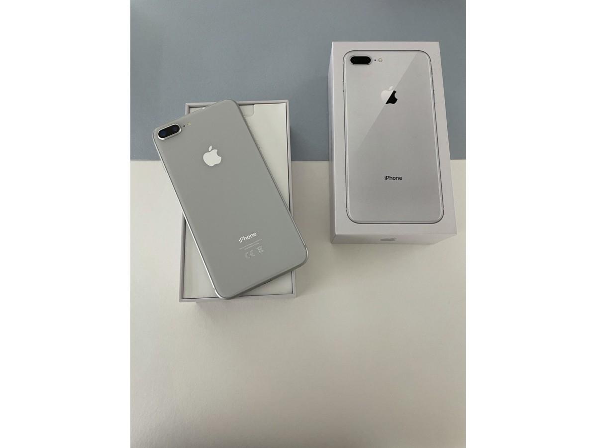 Apple iPhone 8 Plus 64gb Silver в Тюмени