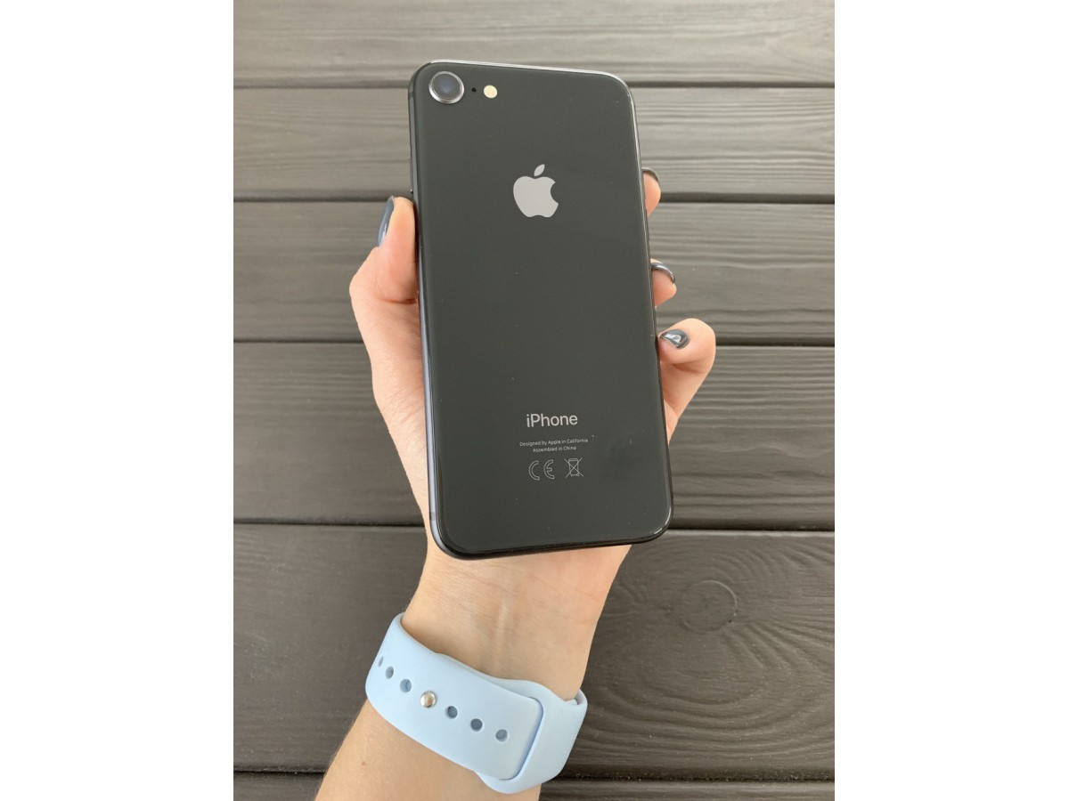 Apple iPhone 8 64gb Space Gray в Тюмени