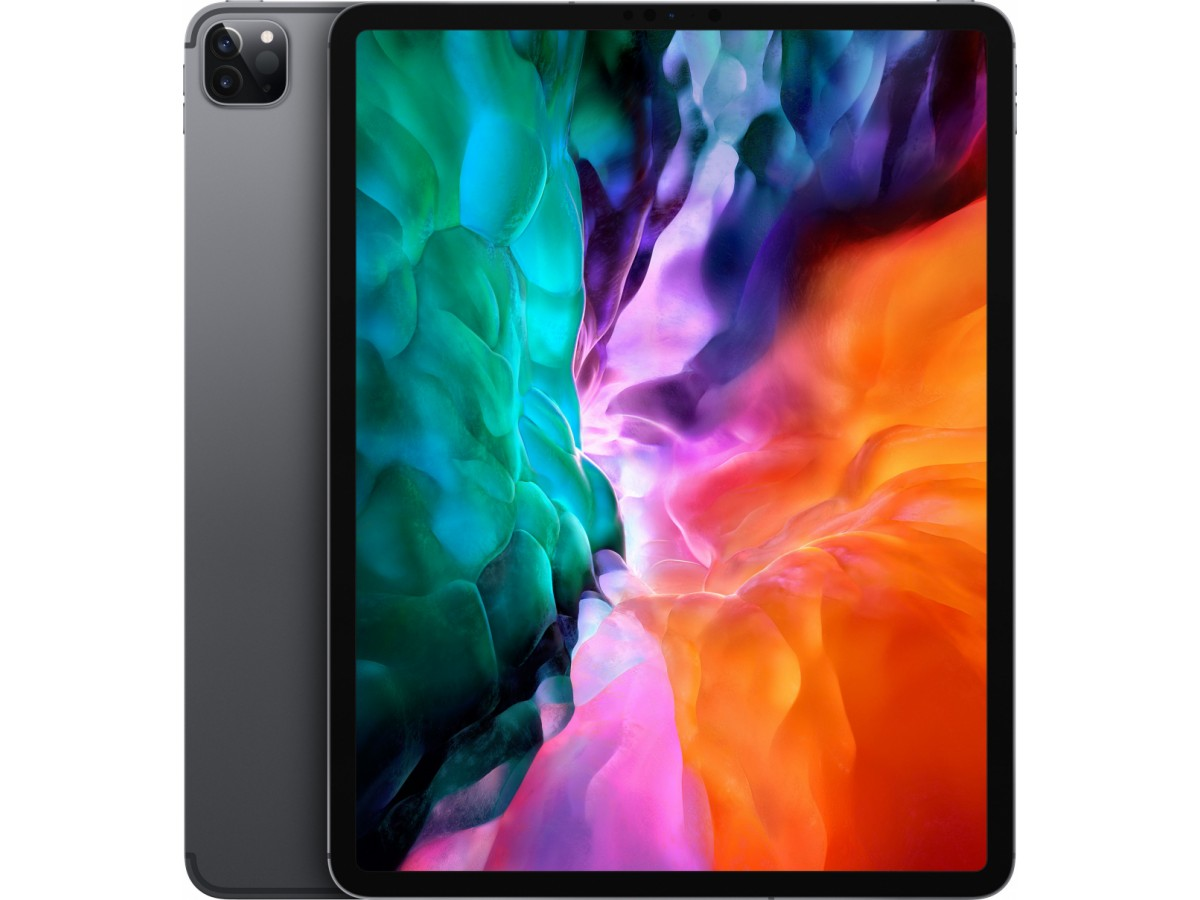 "Apple iPad Pro (2020) 11"" Wi-Fi + Cellular 512GB (серый космос)"