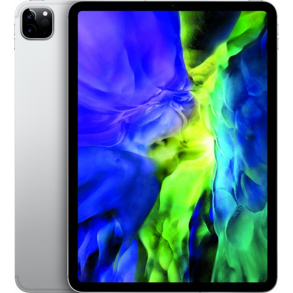 "Apple iPad Pro (2020) 11"" Wi-Fi + Cellular 256GB (серебристый)"