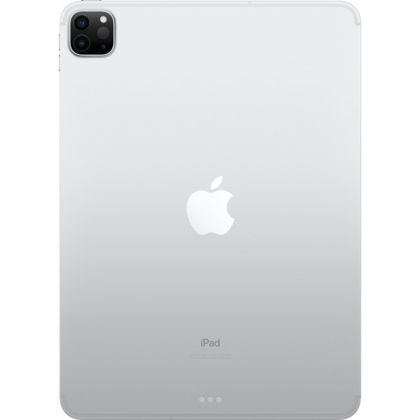 "Apple iPad Pro (2020) 12.9"" Wi-Fi + Cellular 128GB (серебристый)"