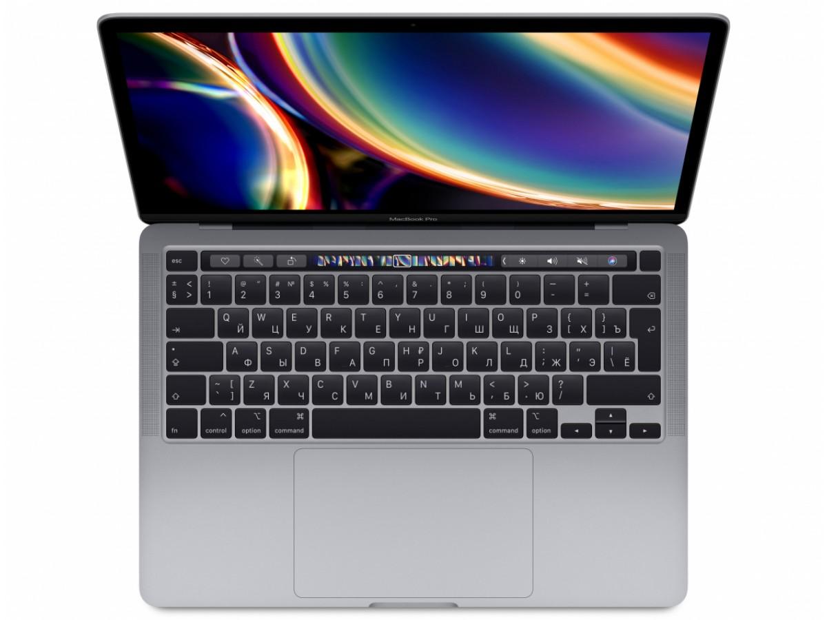 "Apple MacBook Pro 13"" Touch Bar MXK32RU/A 256Gb (серый космос) в Тюмени"