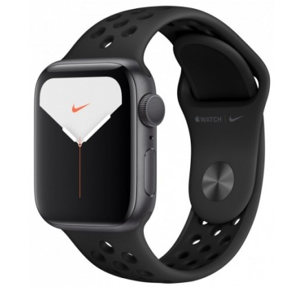 Apple Watch Series 5, 44 мм, NIKE+  корпус из алюминия ...