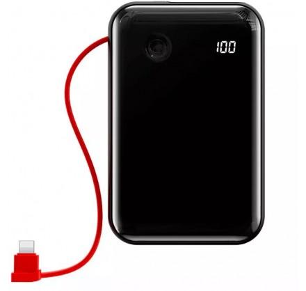 Power bank Baseus Mini S 10000 mah черный