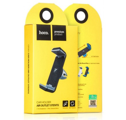 Автомобильный держатель для телефона HOCO CPH01