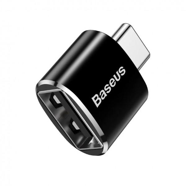 Адаптер питания Baseus Mini USB to Type-C