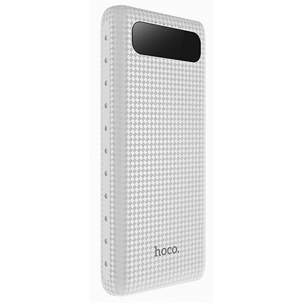 Power Bank HOCO B20A 20000mAh белый