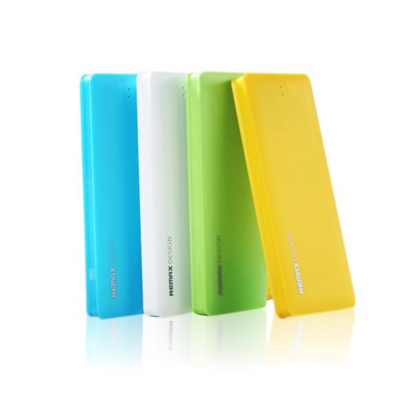 Power bank Remax PowerBox 5000mAh (Цветные плоские)
