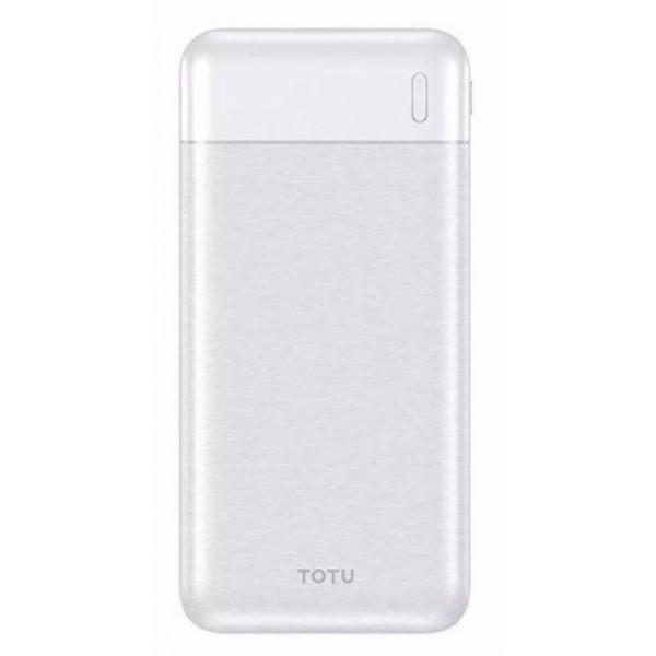 Power Bank TOTU 10000mAh CPBN-035 белый
