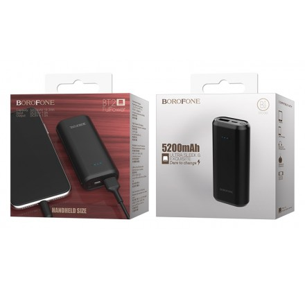 Power bank Borofone 5200mah BT2