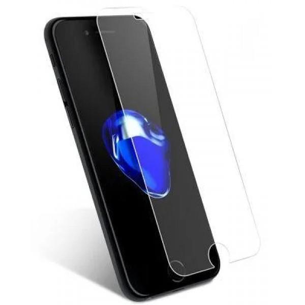 Прозрачное защитное стекло для iPhone SE (2020)