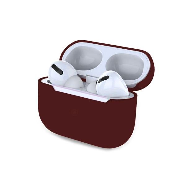 Чехол AirPods Pro коричневый