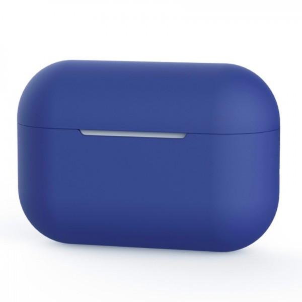 Чехол AirPods Pro темно синий