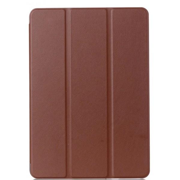Смарт-кейс iPad Pro 12.9 кофейный (2020)