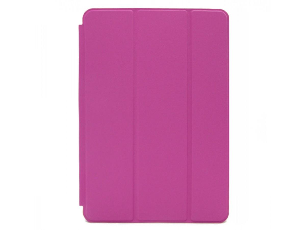 Смарт-кейс iPad 10.2 (2019) темно-розовый в Тюмени