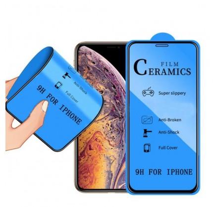 Стекло защитное iPhone XR/11 (Ceramics)