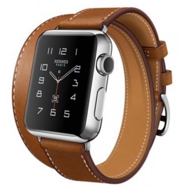 Ремешок Apple Watch 38/40мм (коричневый)