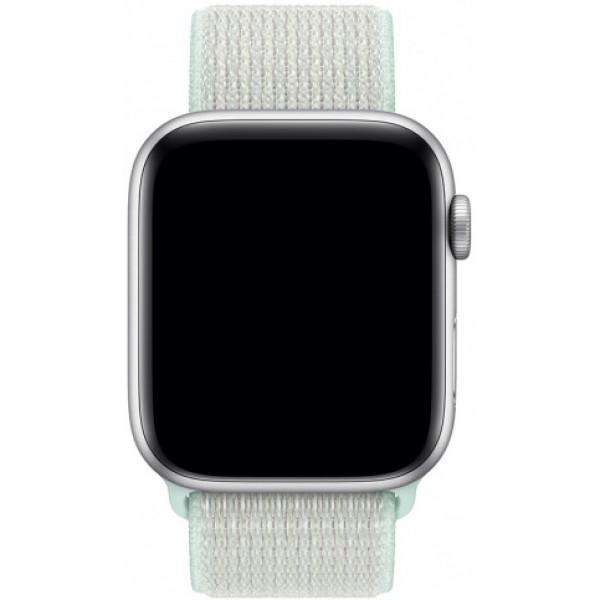 Ремешок спортивный браслет Apple Watch 38/40 мм мятный