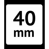 Силиконовый ремешок 40 mm