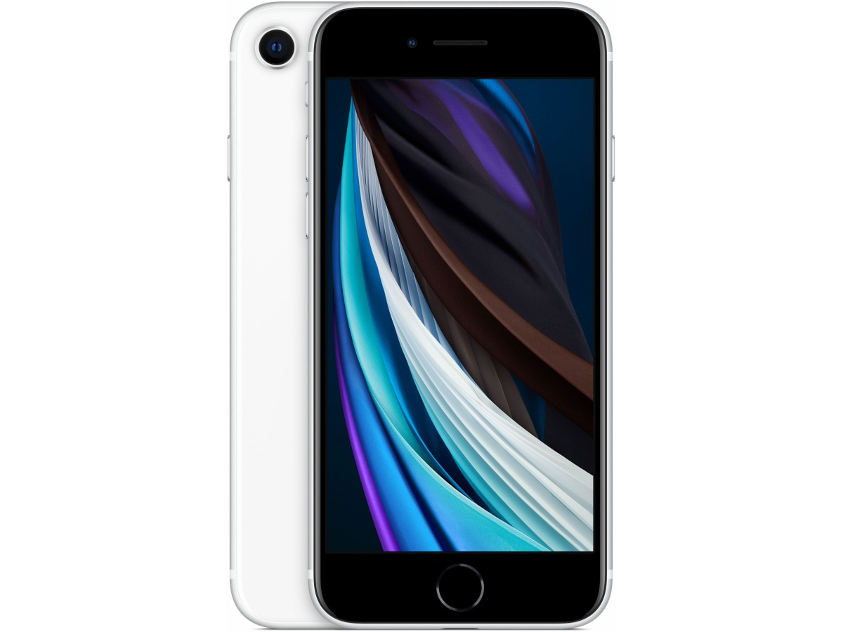 Apple iPhone SE 128GB (белый)