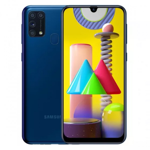 Samsung Galaxy M31 128GB Синий