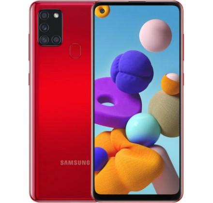 Samsung Galaxy A21s 64GB Красный