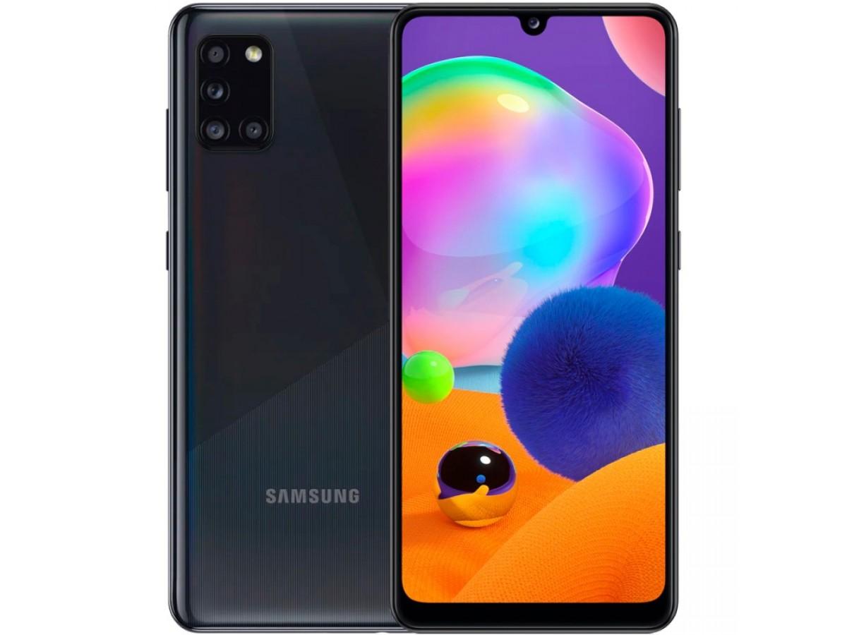 Samsung Galaxy A31 128GB Черный в Тюмени