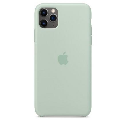 Чехол Silicone case качество Lux для iPhone 11 Pro голу...