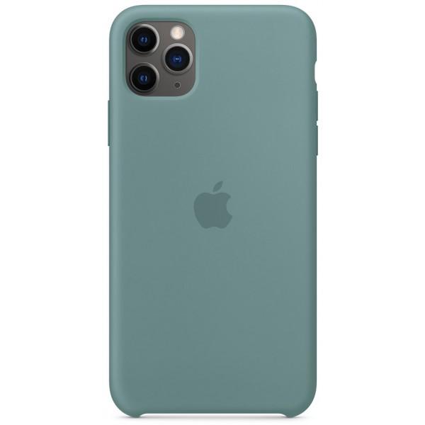 Чехол Silicone Case iPhone 11 Pro Max дикий кактус