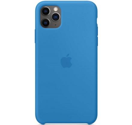 Чехол Silicone Case качество Lux для iPhone 11 Pro синя...