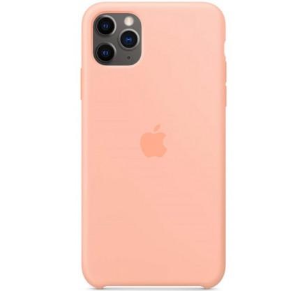 Чехол Silicone Case качество Lux для iPhone 11 Pro розо...
