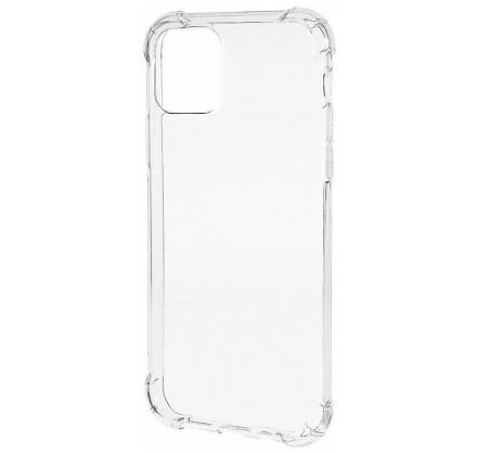 Чехол противоударный с бортиками для iPhone 11 силиконо...